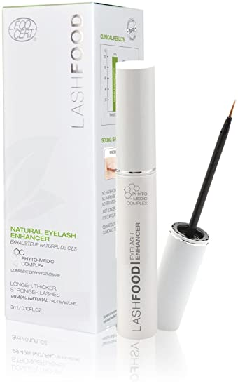 aa2652bb00f Amazon.com: LashFood 1 Count Phytol-Medic Natural Eyelash Enhancer ...
