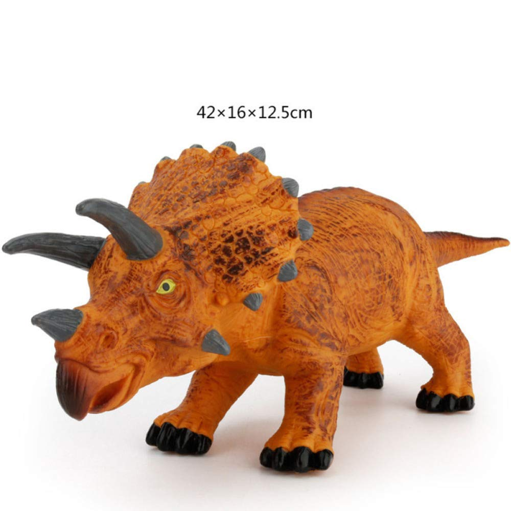 Nintilde;o Nintilde;o Nintilde;o Modelo De Dinosaurio Soacute;lido con Sonido Animal Simulado,A 06a53b