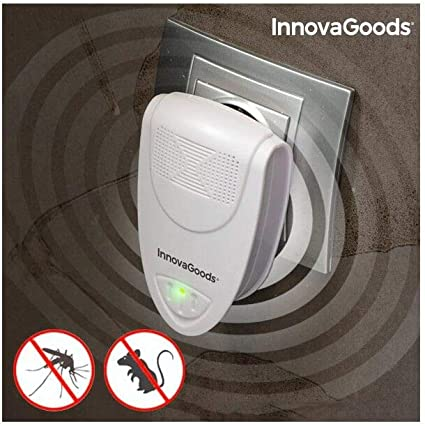ref 73041-1 poids 600g ANTINUISIBLE A ULTRASONS POUR RONGEURS OU  INSECTES