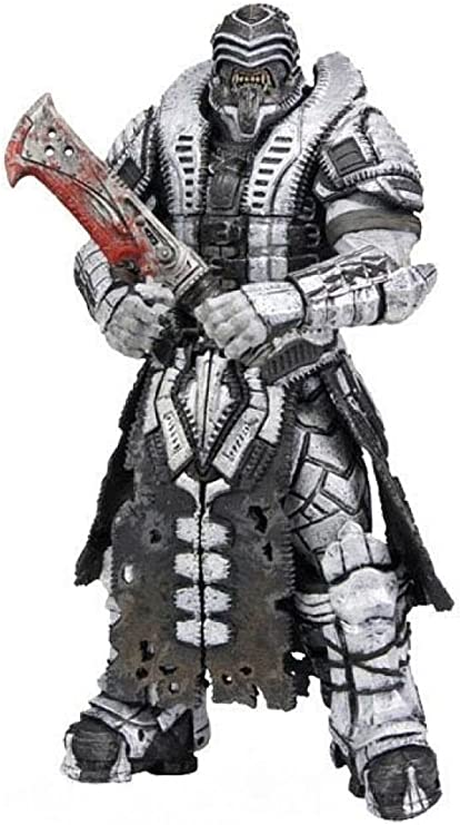 "Gears of War 3 Elite Theron 7/"" Action Figure NECA Toys USA SELLER"