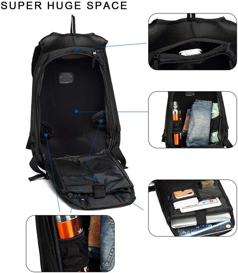 Sacoche pour Ordinateur Portable pour Voyager Camping V/élo Randonn/ée Militaire Sac de Rangement Blue-Yan 30L Grande capacit/é Sac /à Dos pour Moto Sac /à Dos /étanche pour Sac /à Dos Rigide