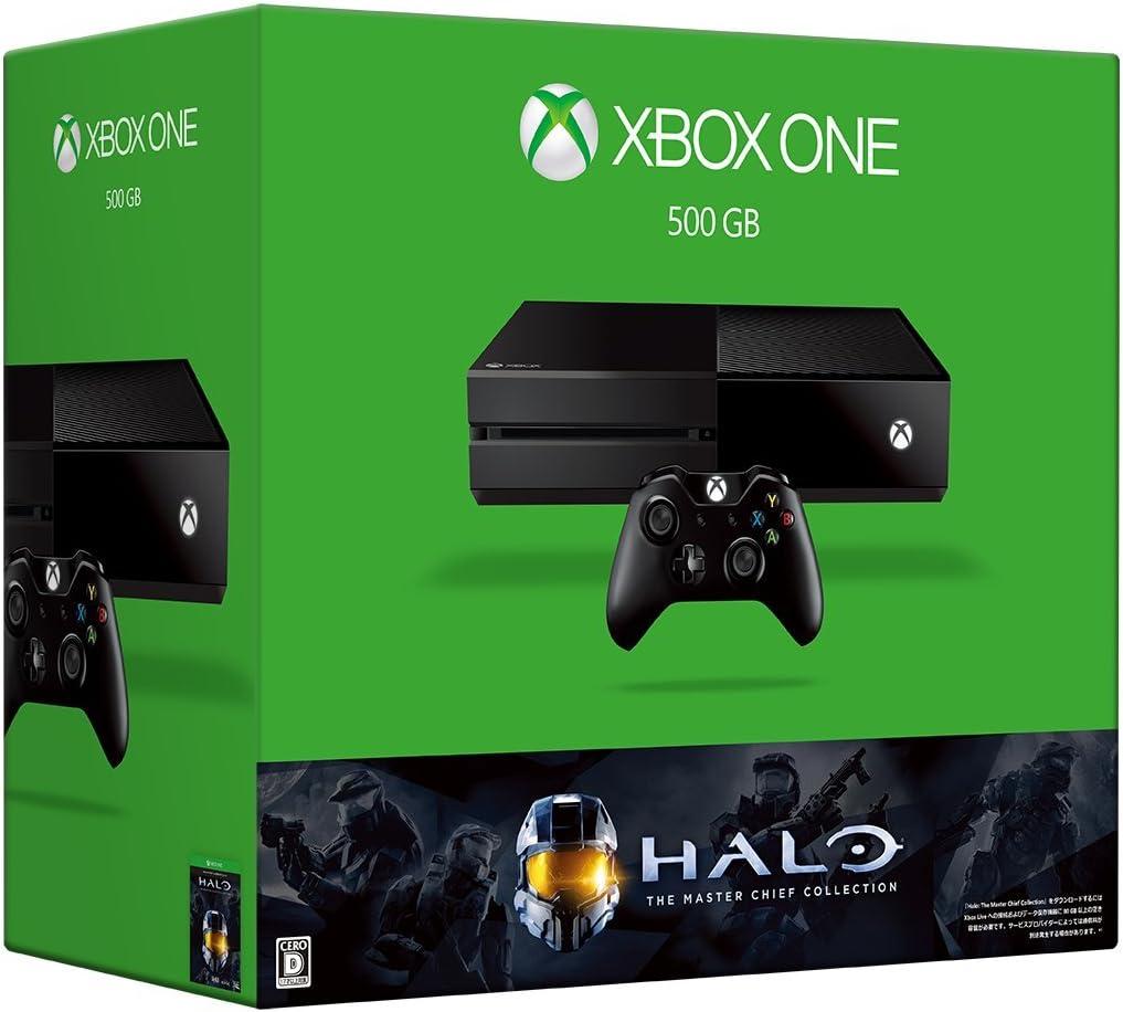 Xbox One 500GB (Halo: The Master Chief Collection 同梱版) 5C6 ...