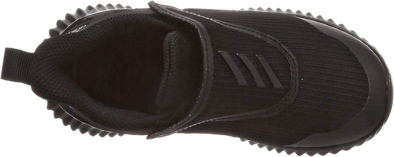 adidas Fortarun AC I, Basket Mixte Enfant Core Black Core Black Dgh Solid Grey