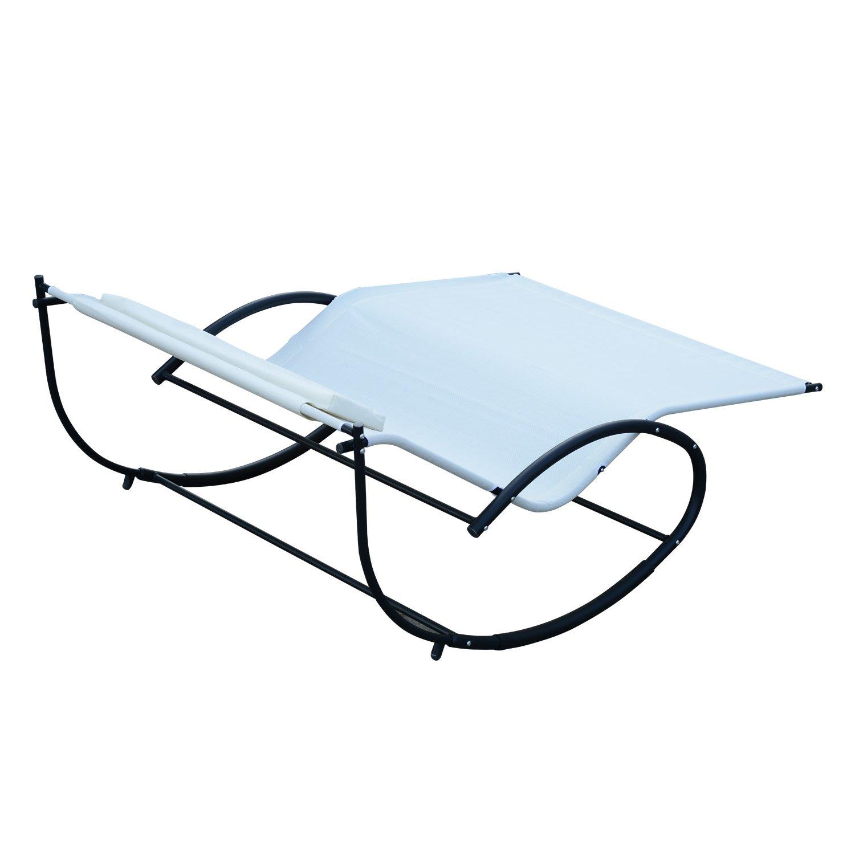 luxe bain de soleil a bascule 2 places id es de bain de. Black Bedroom Furniture Sets. Home Design Ideas