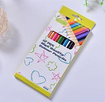 Amazon Shping 色鉛筆 子供と大人の塗り絵用 カラフルなソフトスケッチ