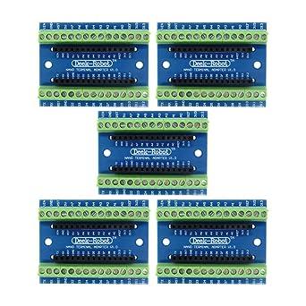 Nano Terminal Adapter Arduino Nano V3.0 AVR ATMEGA328P-AU Module Board SL