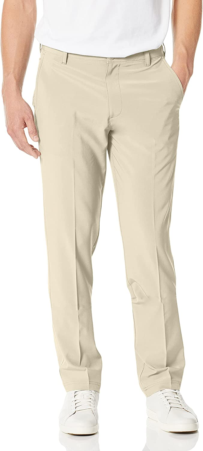 IZOD Online limited product Men's Ranking TOP14 Golf Swingflex Pant Fit Straight