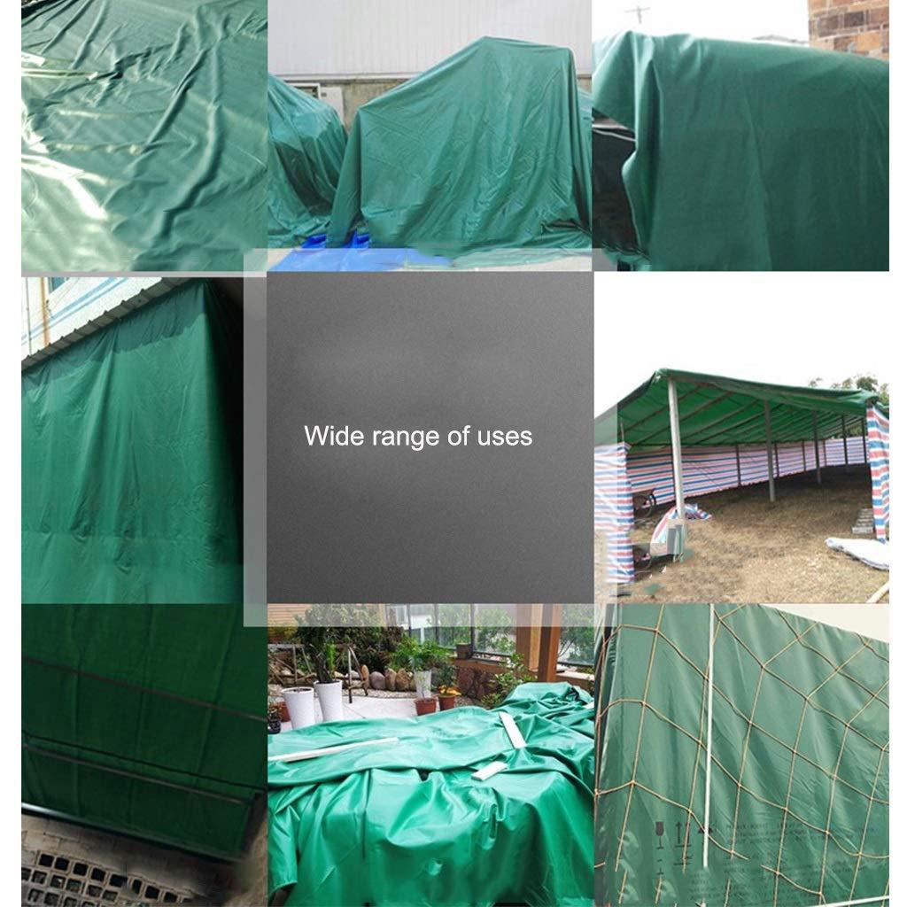 ATR Hochleistungs-PVC-Regenschutz-Sonnenschutzplane, grüne Wasserdichte Outdoor-Campingausrüstung, Outdoor-Campingausrüstung, Outdoor-Campingausrüstung, für LKW, Auto, Zelt, Stiefel oder Poolabdeckung (Größe  3mx3m) B07Q4N7K5H Zeltplanen Produktqualität 00a793