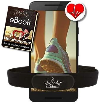 BerryKing Heartbeat Bluetooth & ANT+ para Garmin Polar Wahoo ...