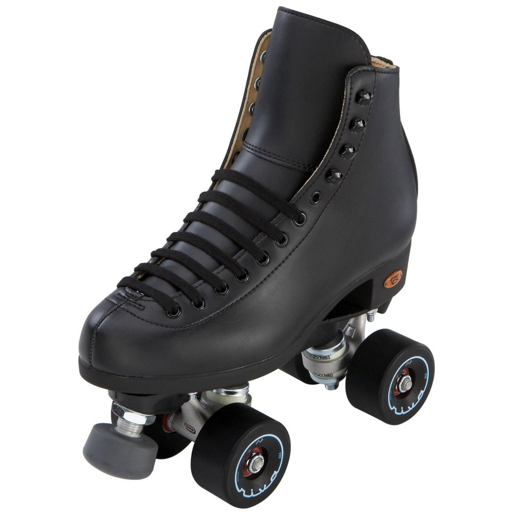 Riedell 111 Angel Artistic Roller Skates 2014 6.0 Black by Riedell