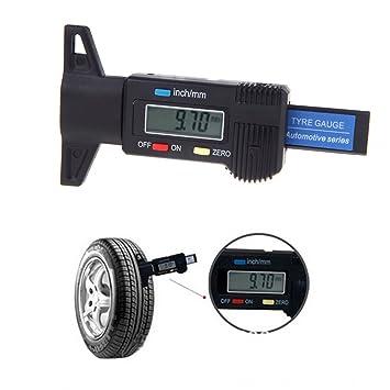 Digital Pkw Auto Reifen Profiltiefenmesser Profilmesser Messchieber Tiefenmesser