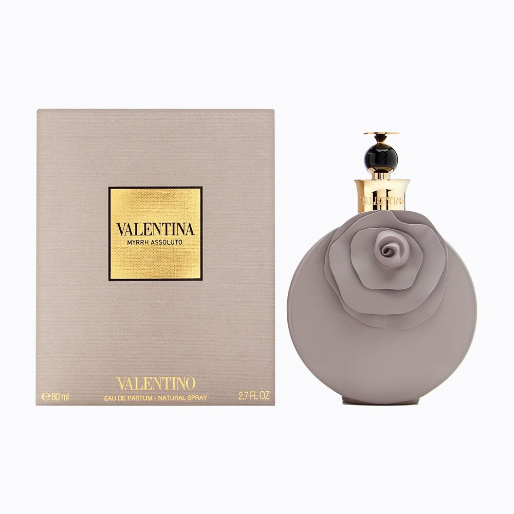 Valentino Eau De For Assoluto Her Myrrh Spray Valentina Parfum 80ml rWxedQCBo