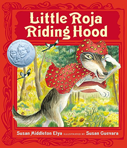 Little Roja Riding Hood (Ala Notable Children's Books. Younger Readers (Awards))