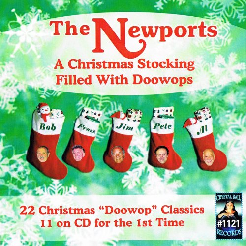 A Christmas Stocking Filled With Doowop ()