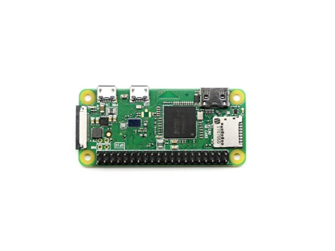 Amazon Com Waveshare Raspberry Pi Zero Wh The Low Cost Pared Down
