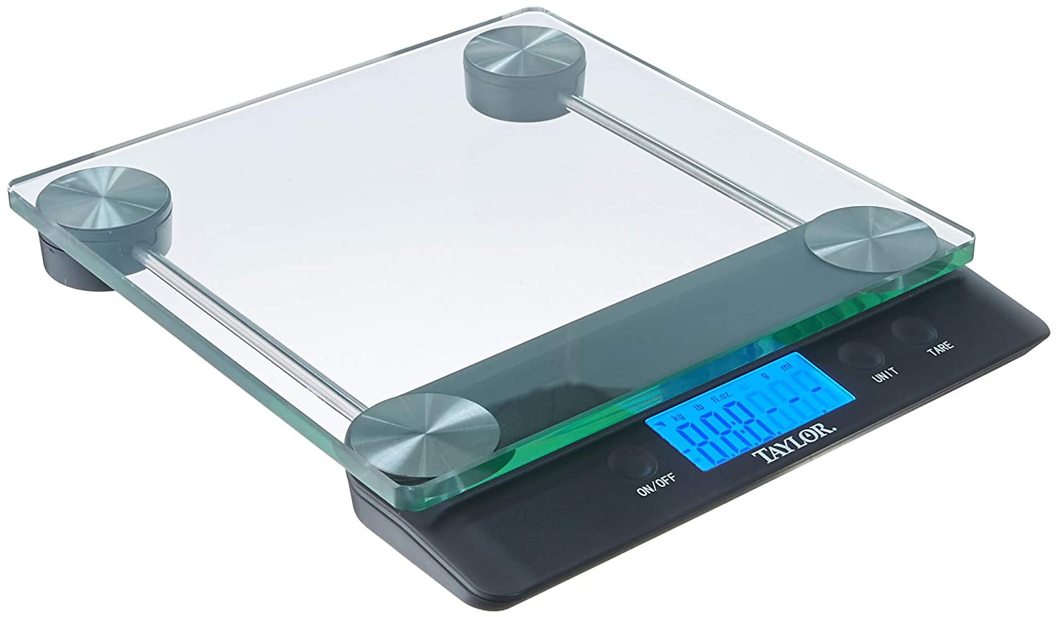 Beau Amazon.com: Taylor 30lb High Capacity, Ultra Precise Digital Kitchen Scale:  Home U0026 Kitchen