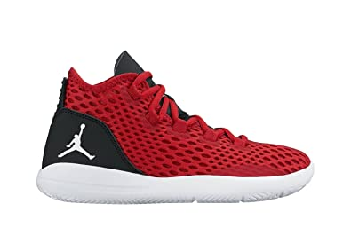 Nike Gym Red/White-Black-Infrrd 23, Zapatillas de Baloncesto para Niños