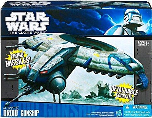 Hasbro Star Wars Clone Starfighter Vehicle - ()