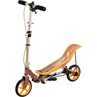 Space Scooter X580 - Scooters (Universal, Naranja)
