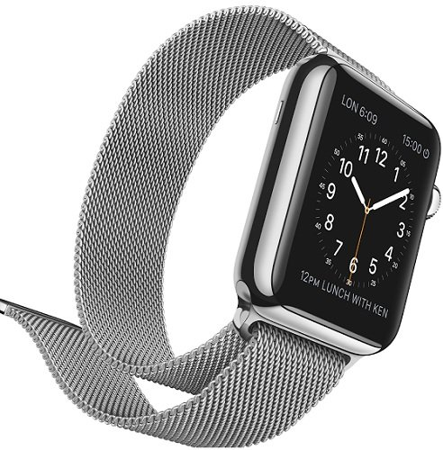 Apple Watch 42mm MJ3Y2J/A [ミラネーゼループ]の商品画像