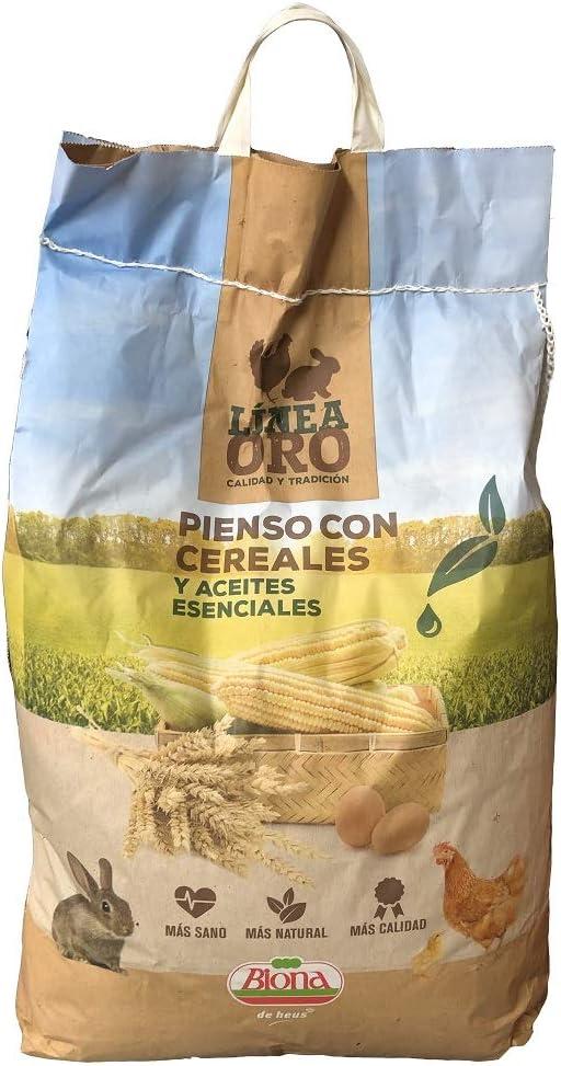 BIONA Pienso para Conejos NUTRICUN Oro Grano - 40 kg