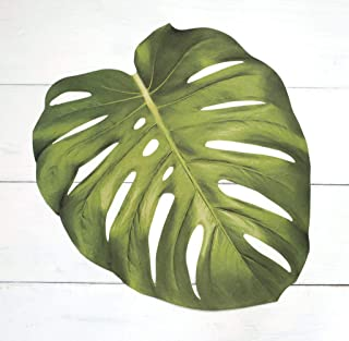 product image for Hester and Cook Die-Cut Monstera Leaf Placemat Sheets