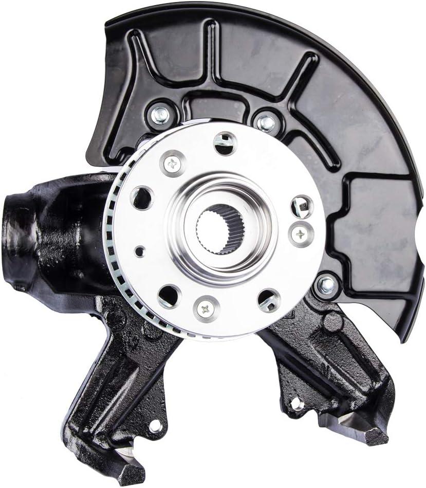 Docas Suspension Knuckle Kit Assembly Front Left for 2002-2010 Volkswagen Beetle 1J0407255AG