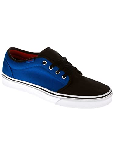Vans Sneaker Men 106 Vulcanized Nautical Blue Black  Amazon.co.uk  Shoes    Bags b2c89d186