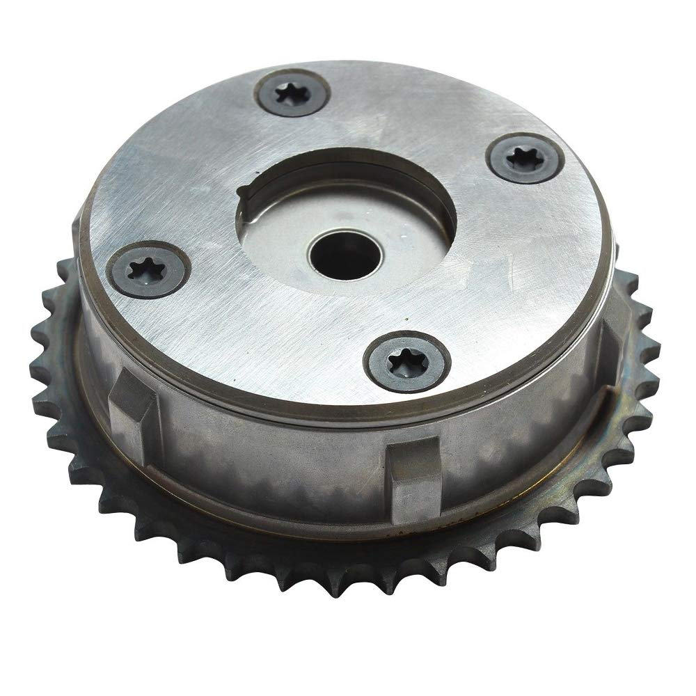 ECCPP TK10437C Timing Chain Kit Guide Rail Cam Sprocket Crank Sprocket fits for 2.9L 3.7L Canyon Colorado Hummer H3 H3T 07-10 052150-5211-1131111
