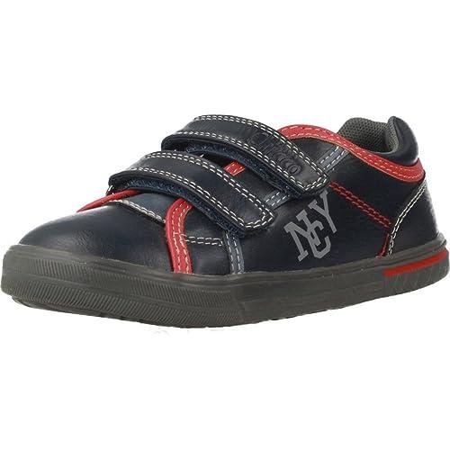 Zapatillas para niño, Color Azul, Marca CHICCO, Modelo Zapatillas para Niño CHICCO CROM Azul: Amazon.es: Zapatos y complementos