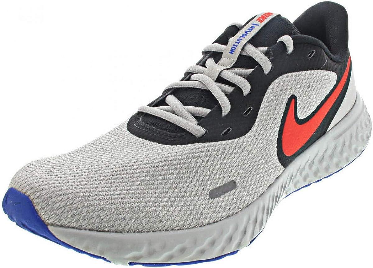NIKE Revolution 5, Running Shoe para Hombre: Amazon.es: Zapatos y complementos