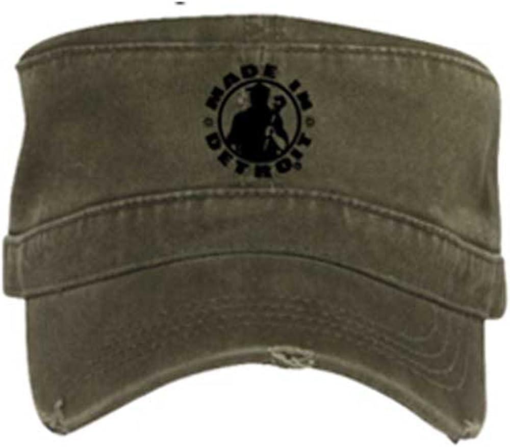 Made In Detroit Fidel Cap