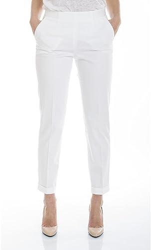 Blu Bianco Milano - Pantalón - para mujer blanco blanco 38