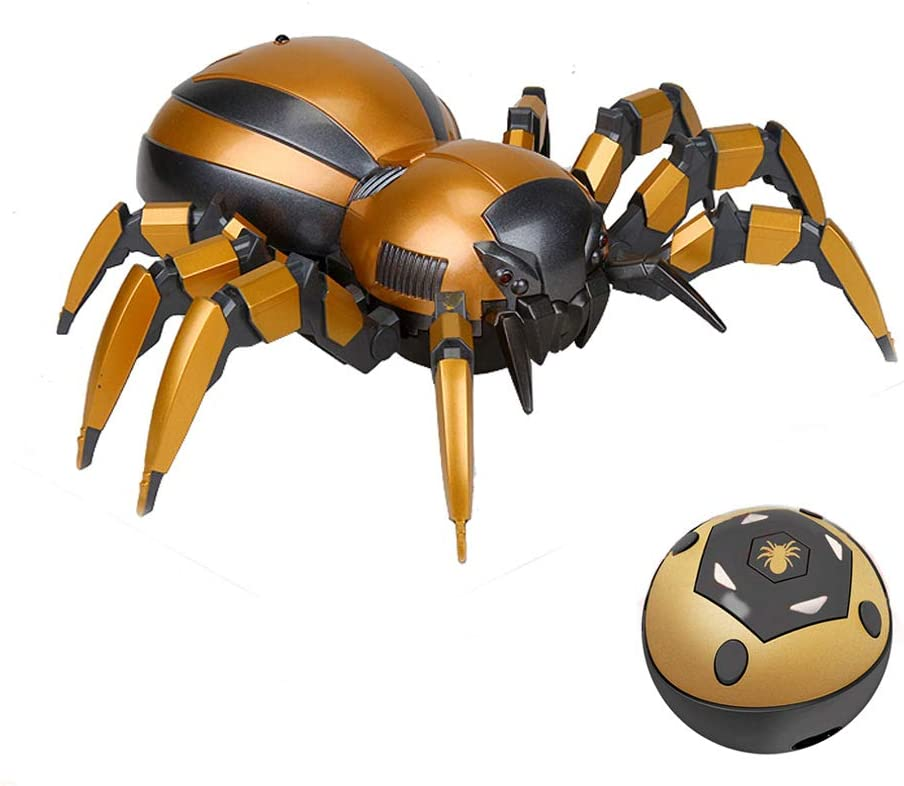 Top 5 Best Remote Control Spider Toys Your Kids Will Love 4