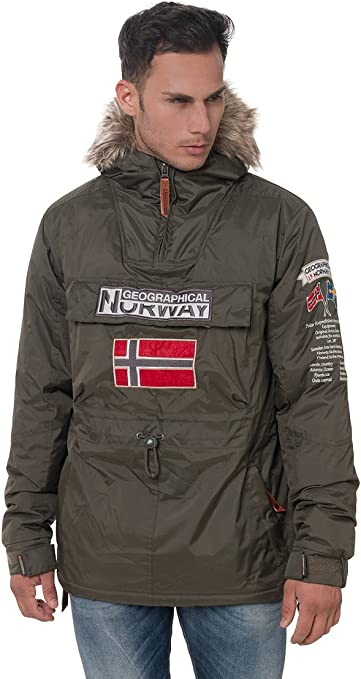 Geographical Norway Building Chaqueta Bomber para Hombre