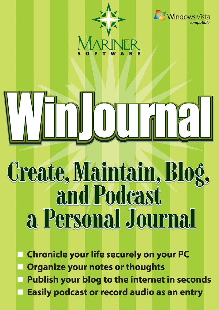 WinJournal [Download] by Mariner Software