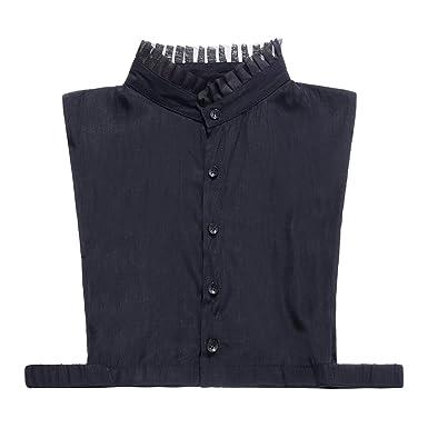 selezione premium 4250a 8ab56 GLADTHINK Musulmano Ragazze Falso Colletto della Camicia ...