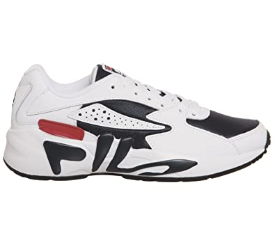 Fila Damen Marine/Weiß/Rot Mindblower Sneakers: Amazon.de: Schuhe ...