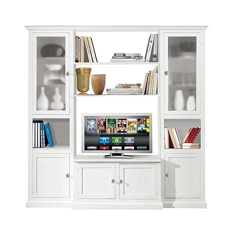 InHouse srls Composizione per soggiorno, stile classico, in legno ...