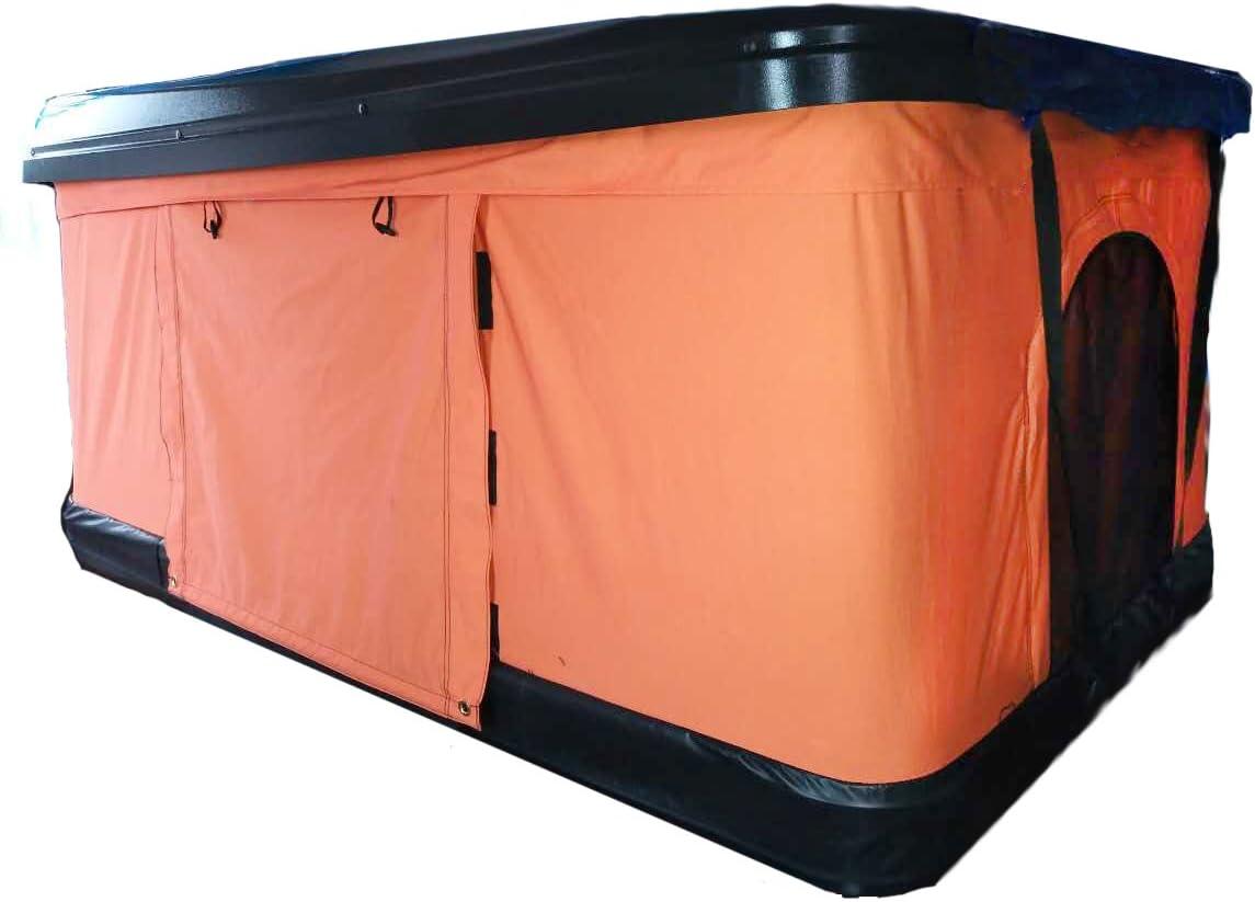 TMB Green Pop Up Roof Overland Tent