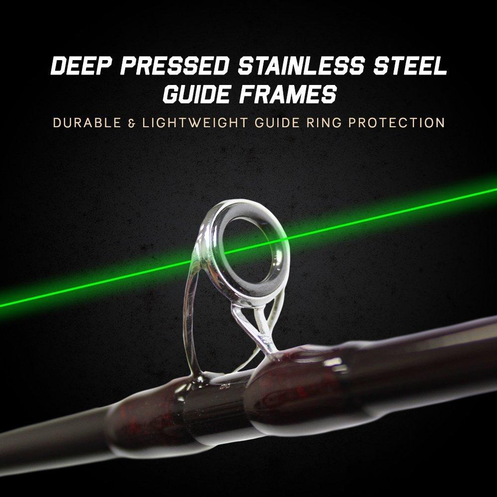 Lamiglas – X-11 Graphite – Salmon Steelhead Fishing Rod