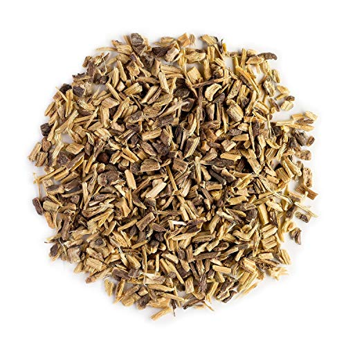 Regaliz Organico Infusion Raiz - Realza El Sabor De La Comida - Magnifica Infusion-Golosina - U Orozuz Raices - Orosus Bio - Glycyrrhiza Glabra 100g