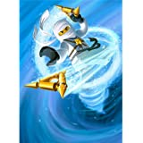 Lego Ninjago (14inch x 19inch / 35cm x 48cm) Silk Print Poster - Soie Affiche - EA7BCE