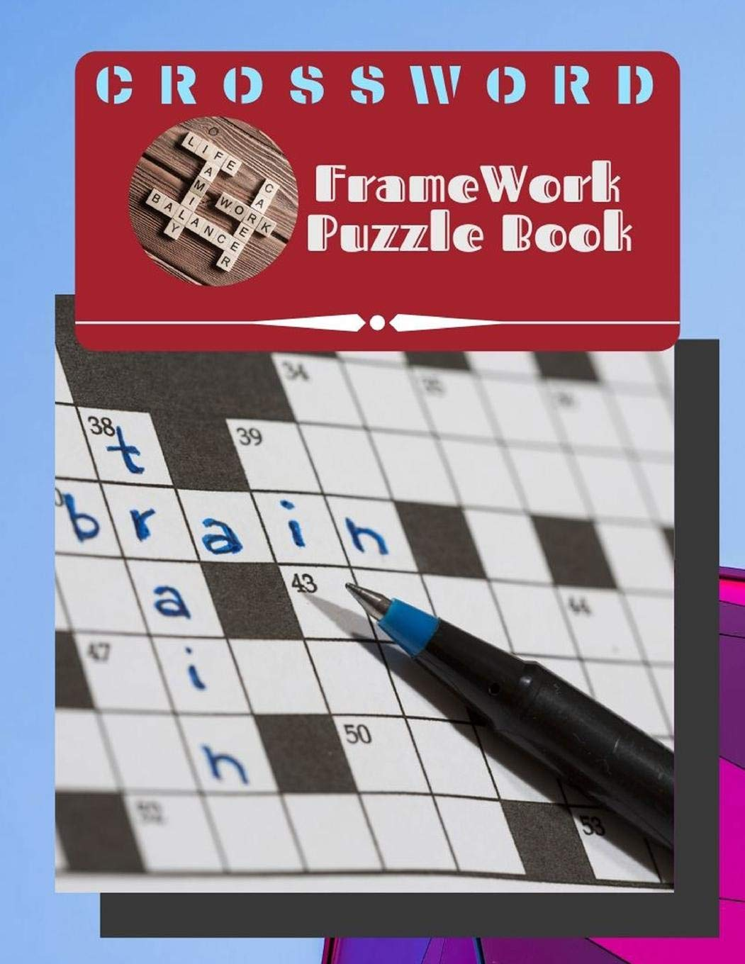 Word clues for crossword puzzles