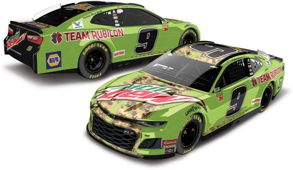 Lionel Racing Chase Elliott 2019 Mountain Dew NASCAR Diecast 1:24 Scale
