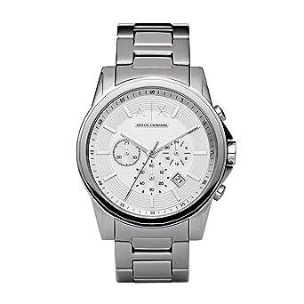 5c8e73906636 Reloj Armani Exchange para hombre AX2058  Amazon.es  Relojes