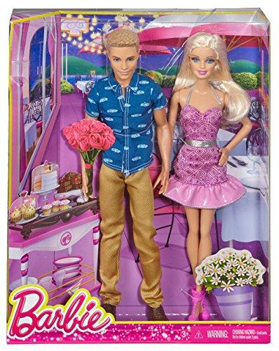 Barbie dating ken