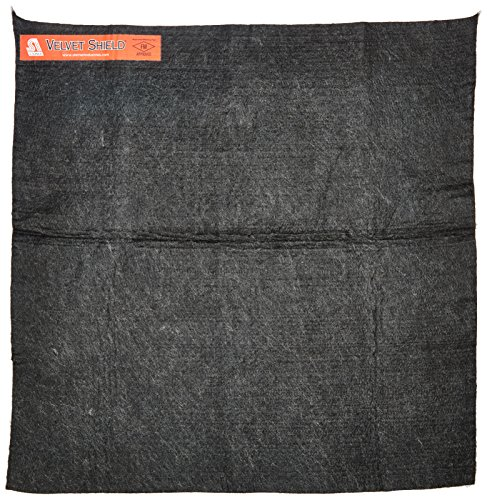 Steiner 316-18X18 Velvet Shield 16 oz Carbonized Fiber Welding Blanket, 18' x 18'