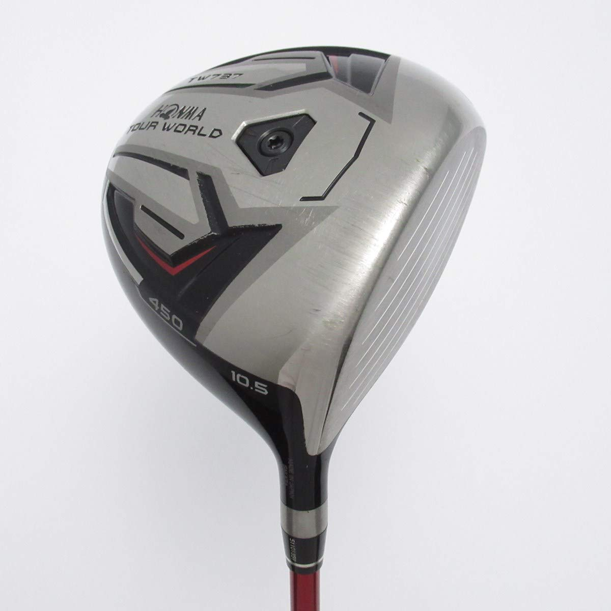 【中古】本間ゴルフ TOUR WORLD ツアーワールド TW737 450 ドライバー VIZARD EX-C55 B07SZ532TZ  S