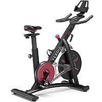 Yesoul S3 Crosstrainer voor thuis, hometrainer, fiets, inklapbaar, verstelbare weerstandsniveaus, fitness hometrainer…